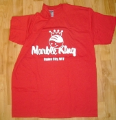 Marble King Logo T-shirt